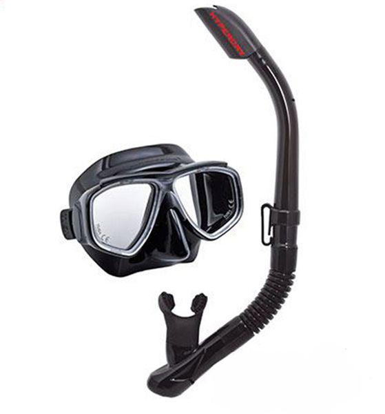 Tusa Senior Splendive Combo Snorkel Set