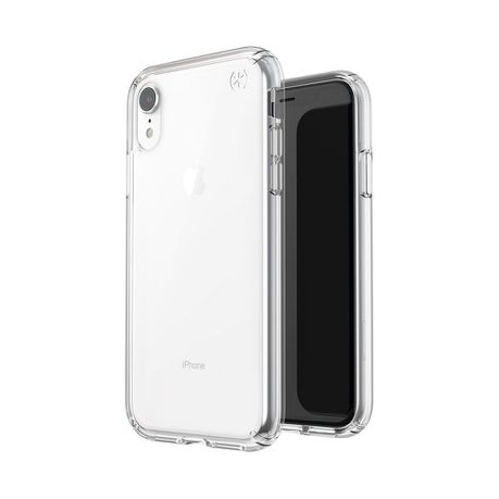 sale retailer 2f8de 2062c Speck Presidio Stay Clear for Case Apple iPhone XR - Clear
