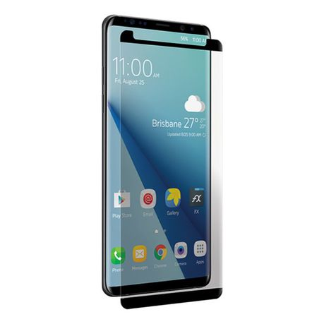 wholesale dealer 8d3d4 3676f 3SIXT Curved Glass Screen Protector Samsung Galaxy Note 9 (Case Friendly)