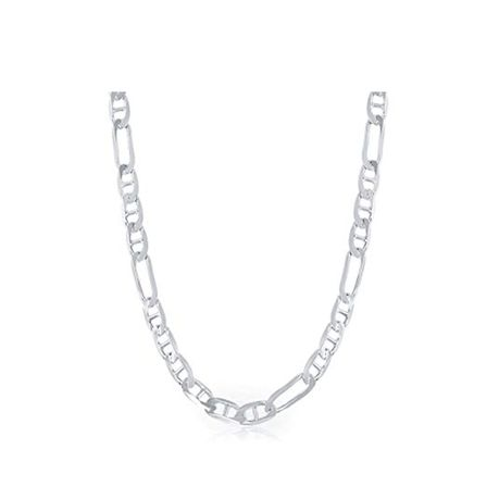 6a82b4041 Miss Jewels - 925 Sterling Silver 20cm Figaro Gucci Style Bracelet | Buy  Online in South Africa | takealot.com