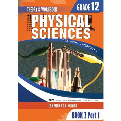 Grade 12 Physical Science Book