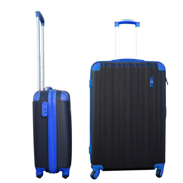 Eco San Juan 2 x Piece Luggage Set - Blue