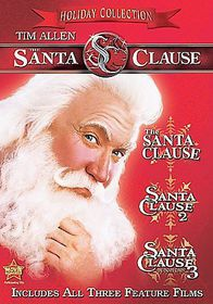 Santa Clause 3 Movie DVD Collection - (Region 1 Import DVD)