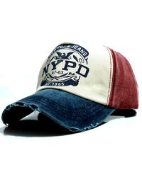 6e5824d12d24e Mens Vintage Washed Style Cap Adjustable Hat