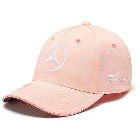 Lewis Hamilton Monaco GP 2018 Special Edition Cap - Pink  9fe45625d72