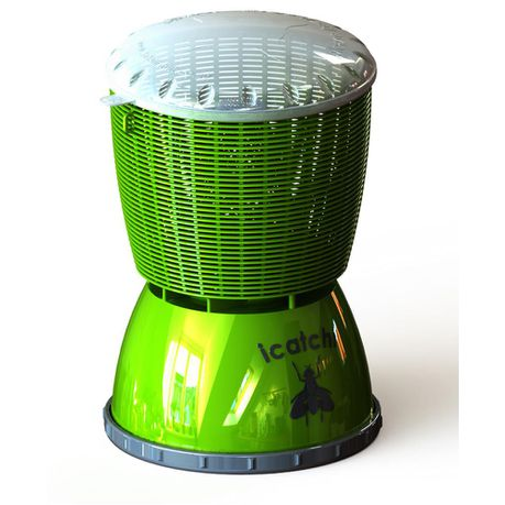Surprising Icatchi Re Usable Outdoor Fly Trap Buy Online In South Complete Home Design Collection Papxelindsey Bellcom