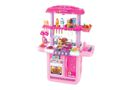 Jeronimo Deluxe Kitchen Cafe Playset - Pink