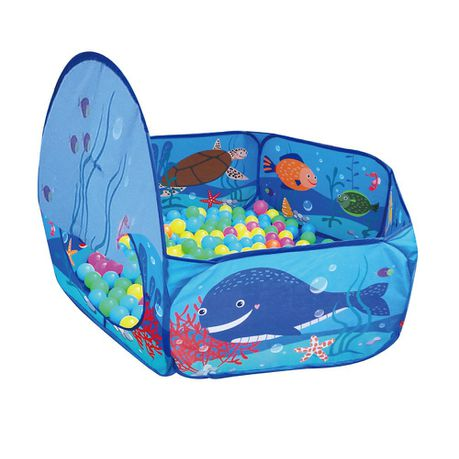 cheap for discount f27e5 9f754 Jeronimo Tunnel Tent Ball Pool | Buy Online in South Africa ...