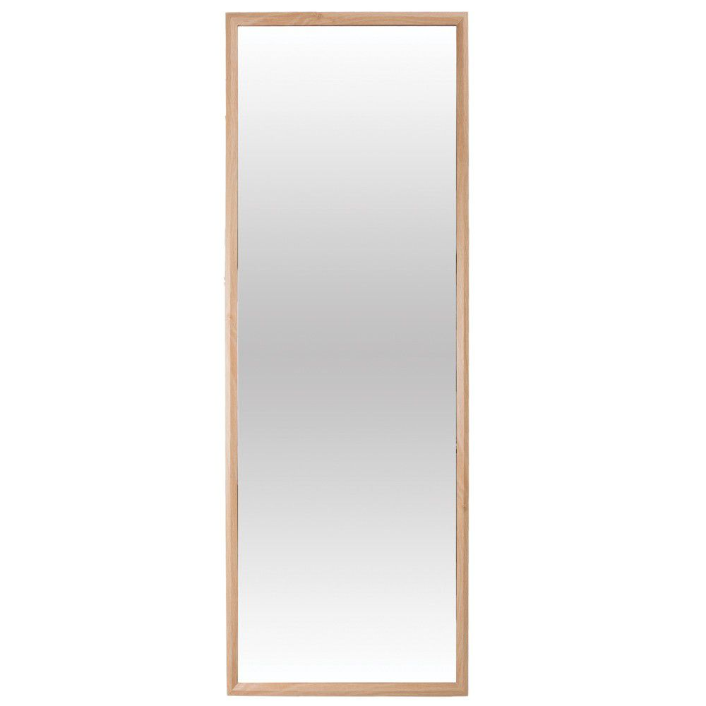Mirror Wall Plastic Frame - Light Brown (40 X 120cm) | Buy Online in ...