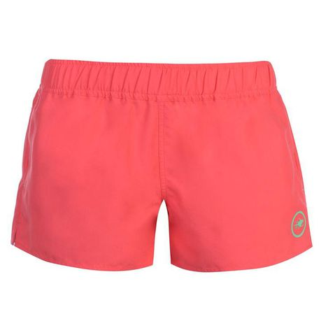 98dbfaa1e54 Hot Tuna Ladies Essential Shorts - Pink (Parallel Import)