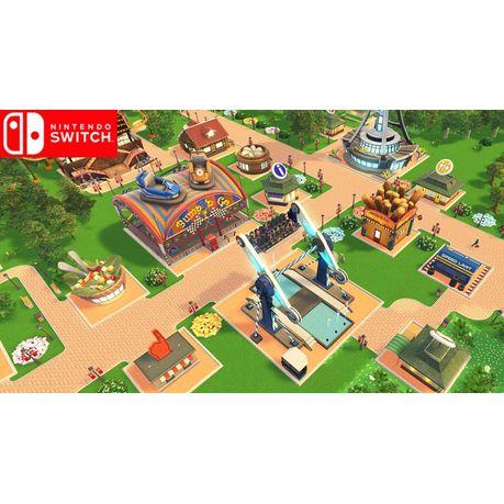 Rollercoaster Tycoon Adventures (Nintendo Switch)   Buy