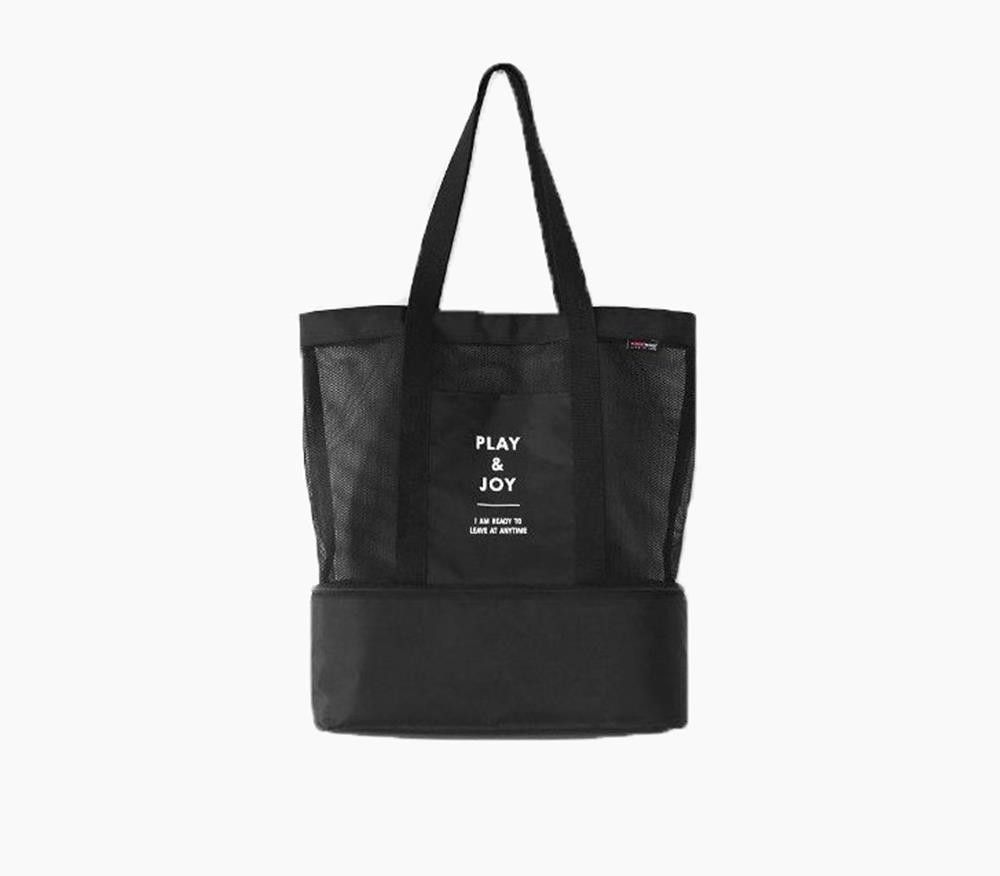 Medoodi Beach Cooler Bag Black