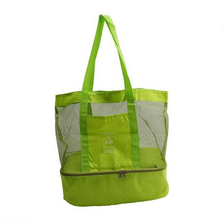 Medoodi Beach Cooler Bag Green