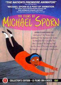 Michael Sporn Box Set - (Region 1 Import DVD)