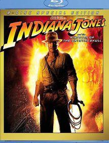 Indiana Jones and the Kingdom of the Crystal Skull - (Region 1 Import Blu-ray Disc)