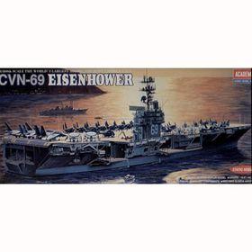 1/800 U S S  Eisenhower
