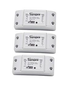 Sonoff 4 Channel Garage PROR2 RF433\WIFI Smart Controller +
