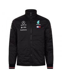 6d63cf193d Mercedes-AMG Petronas Motorsport 2018 Team Lightweight Padded Jacket
