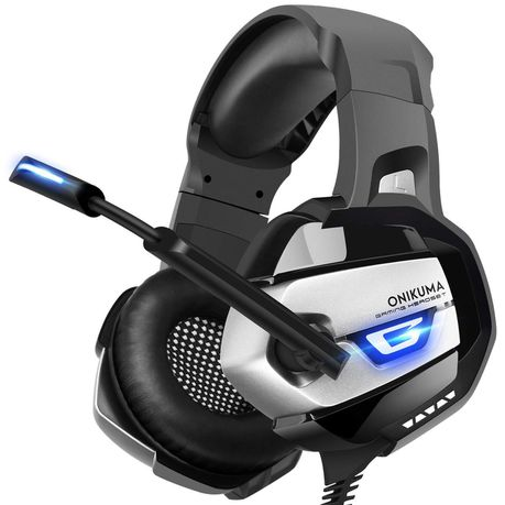 ONIKUMA K5 Stereo Gaming Headset for PS4 PC Xbox