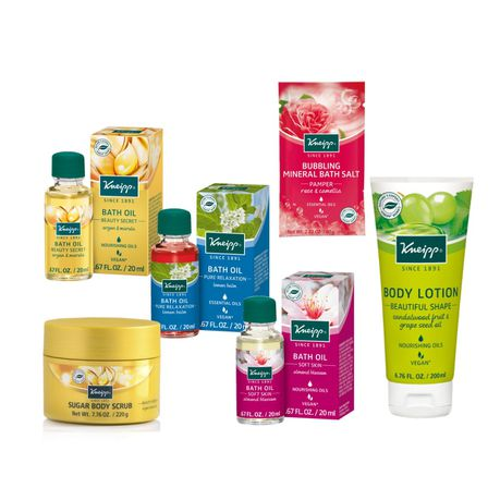 Kneipp Body & Bath Pamper Gift Set | Buy Online in South Africa | takealot.com