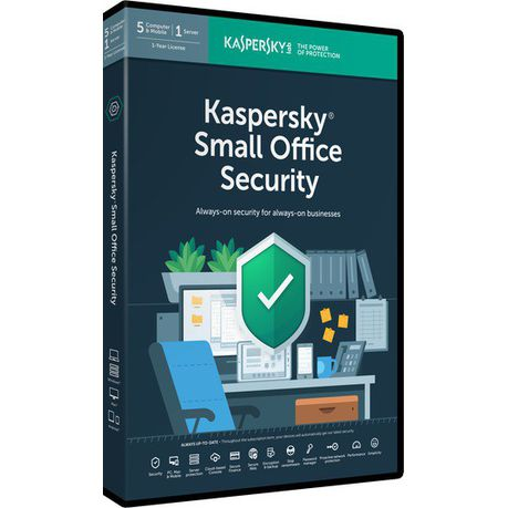 kaspersky small office security 5 download mac