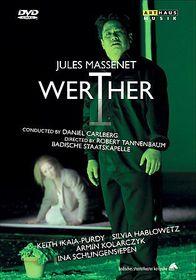 Massenet: Werther - Werther (DVD)
