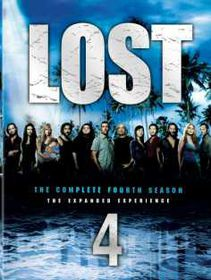 Lost Complete Season 4 (DVD)