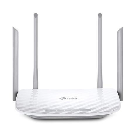 TP-Link Archer A5 AC1200 Wireless Dual Band Router - White   Buy