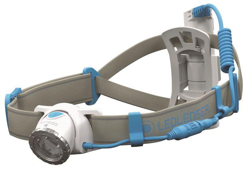Led Lenser Neo10R Headlamp Window Box - Blue
