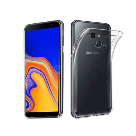 new styles f539f e46b9 Digitronics Slim Fit Protective Clear Case for Samsung Galaxy J4 Plus