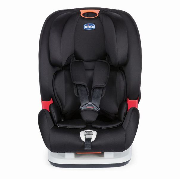 Youniverse Isofix Car Seat - Black - Gr1/2/3