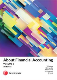 About financial accounting : Vol  2