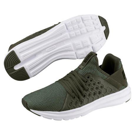 da03ae62b64e Puma Men s Enzo NF Training Shoes - Green White
