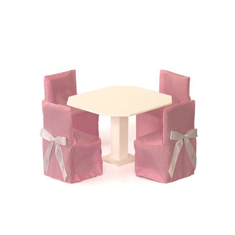 Barbie Dollhouse Dining Room Furniture Set Buy Online In South