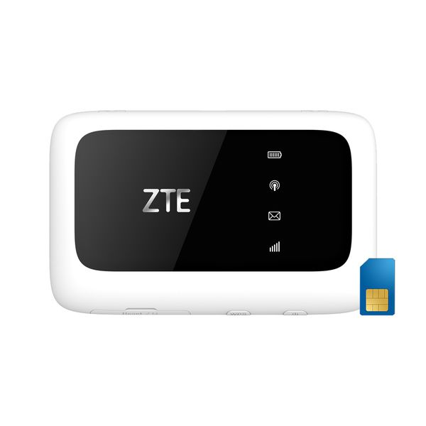 ZTE MF910+ 4G/LTE Mobile WiFi