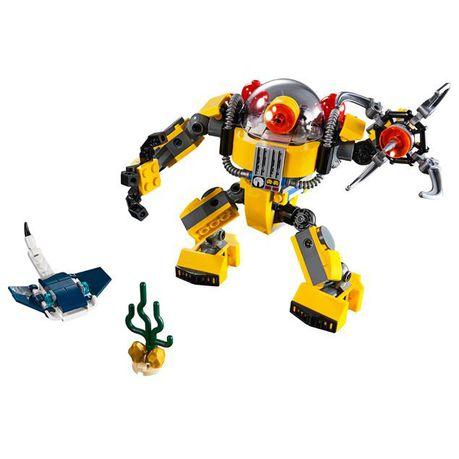 LEGO LEGO Creator Underwater Robot 31090