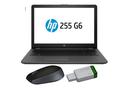 HP 255 G6 AMD E2-9000e 15.6