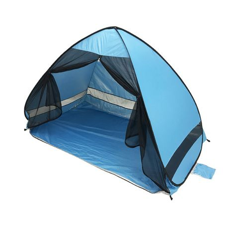Iconix Pop Up Beach Camping Tent With Mesh Cover Buy Online In South Africa Takealot Com