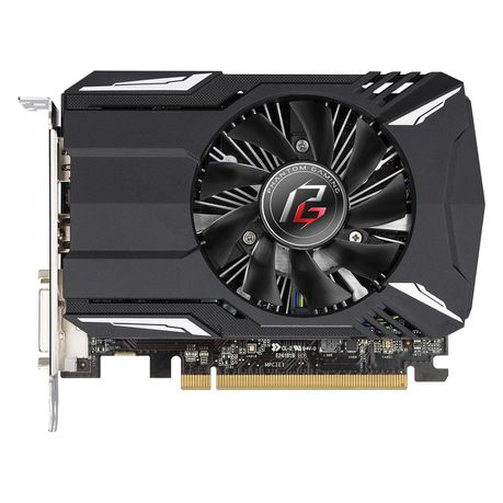 Asrock Radeon Rx560 2Gb Phantom Gaming 896Sp Graphics Card | Buy