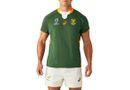 Asics Men's Springbok RWC 2019 Replica Home Short Sleeve Top