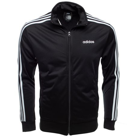 66f96a37870e adidas Men's E 3S Tt Tric Tracksuit Jacket | Buy Online in South Africa |  takealot.com