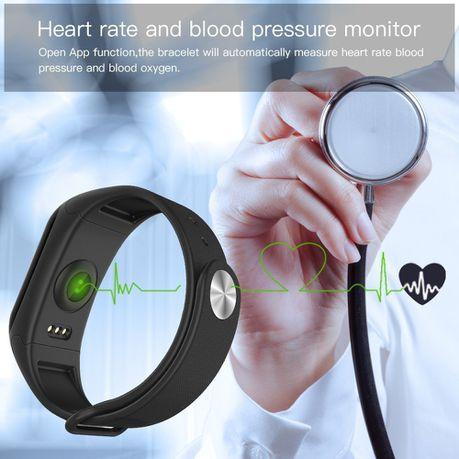 Wearfit Fitness Smart Bracelet with Heart Rate   Buy Online
