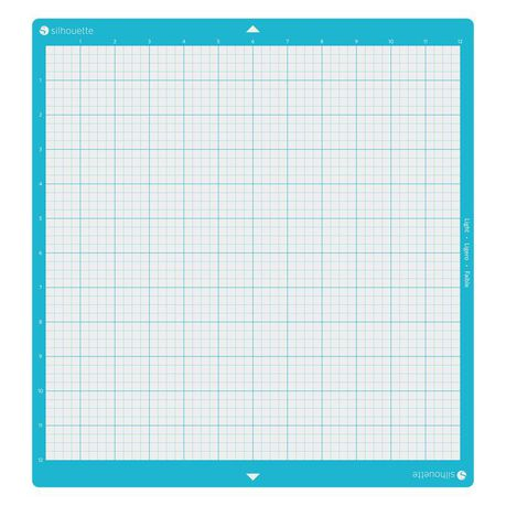 11aab34603273 Silhouette  CAMEO 12x12 Light Tack Cutting Mat