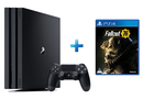 PlayStation 4 Pro Console 1TB + Fallout 76 (PS4)