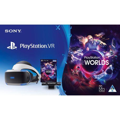 79db9cc693e PlayStation VR Console V2 + Camera + VR Worlds (PSVR)