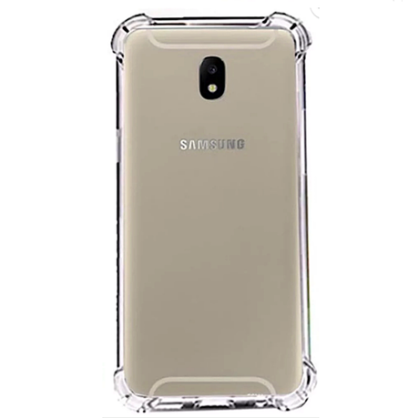 official photos ef273 057f9 Transparent Clear Shockproof Case Samsung Galaxy J5 Pro
