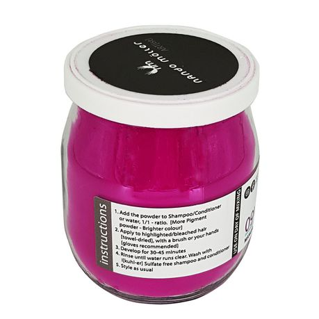i[Kuhl-er] Semi-Permanent Hair Pigment Powder - Nuclear Pink