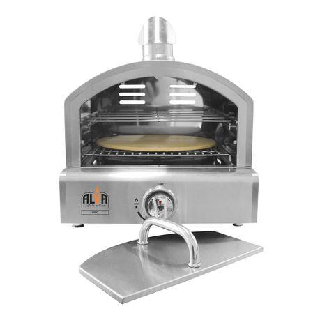 Alva Cibo Gas Pizza Oven Online
