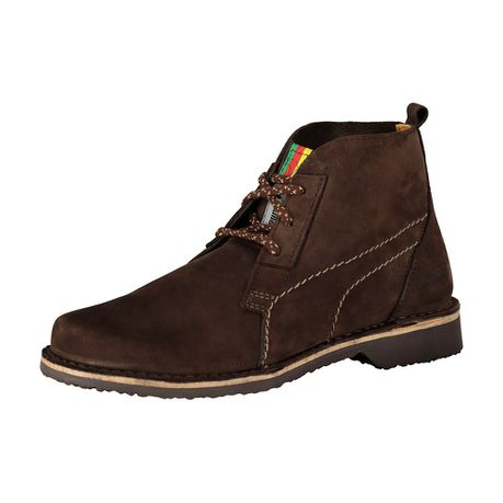 6314721a0b3a Puma Men s Terrae Mid Africa L Boots - Chocolate Brown