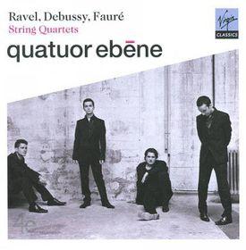Quatuor Ebene - String Quartets (CD)